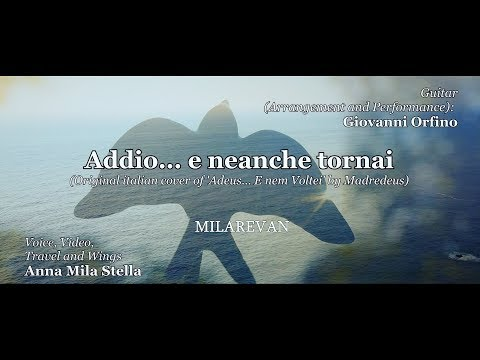 Addio... E Neanche Tornai | Italian Cover Of