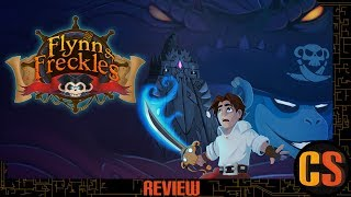 FLYNN AND FRECKLES - PS4 REVIEW