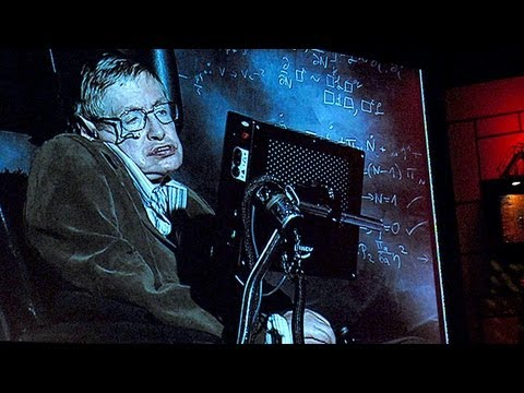 Questioning The Universe - Stephen Hawking