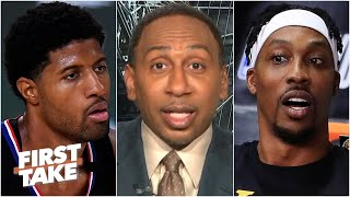 'Paul George is in danger' of becoming the next Dwight Howard - Stephen A. | First Take