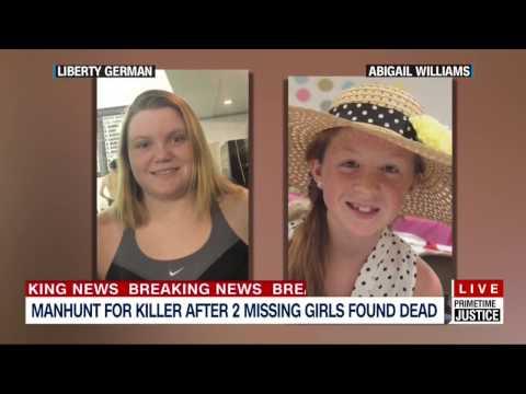 Who killed Liberty German + Abigail Williams_ 200K Reward Now