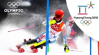 Mikaela Shiffrin's Alpine Skiing Highlights | PyeongChang 2018