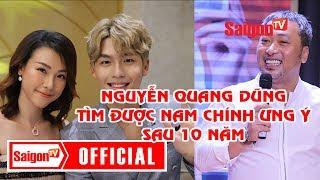 Nguyễn Quang Dũng tìm được nam chính ưng ý sau 10 năm - SAIGONTV