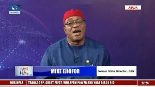 Ejiofor Alleges Conspiracy, Connivance By Security Agencies To…