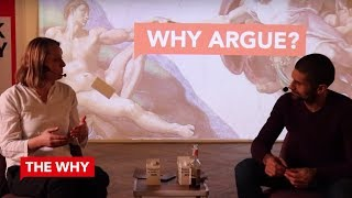 WHY ARGUE? In The Shadow Of Censorship