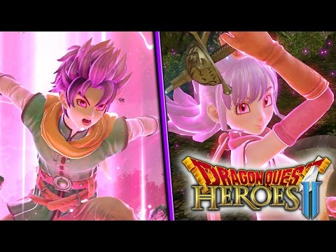 NEW Demo GAMEPLAY! | Dragon Quest Heroes II | THIS GAME IS AMAZING!