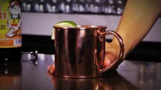 How To Make A Moscow Mule With Ginger Beer by Minhas Distillery - Wisconsin