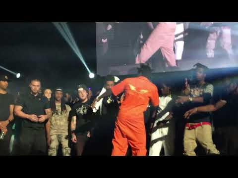 Kodak Black - Patty Cake (Live at Watsco Center in Coral Gables,FL on 8/10/2017)