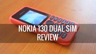 Nokia 130 Dual SIM Review