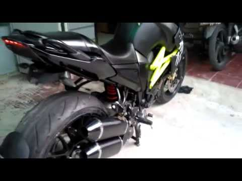 yamaha fz16 byson modification youtube