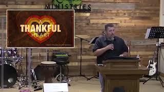 7/25/21   Mark Wallace   A Thankful Heart