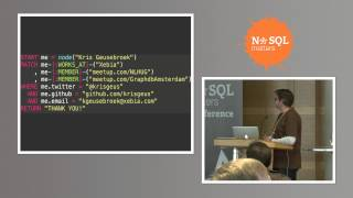 Creating Neo4j Graph Databases with Hadoop by Kris Geusebroek