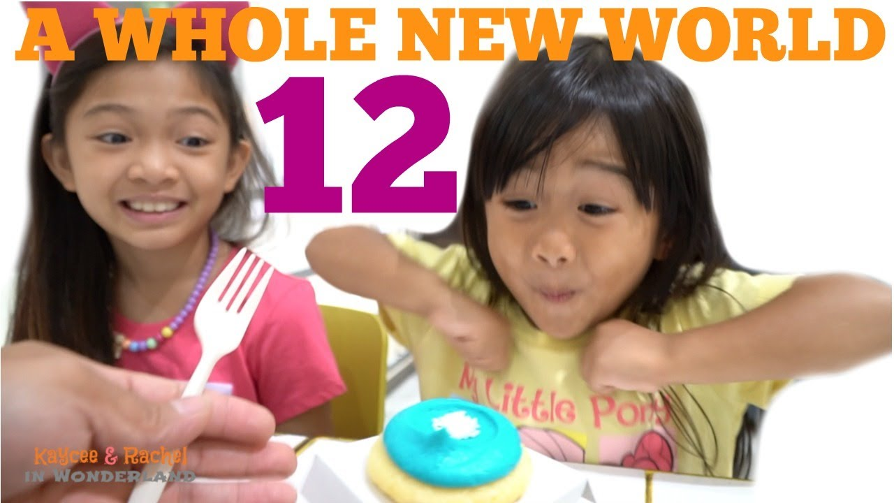 Download A WHOLE NEW WORLD EP12 | Kaycee & Rachel Old Videos