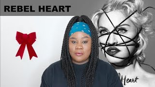 Baixar Madonna - Rebel Heart Album |REACTION|