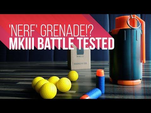 Nerf Grenade   MKIII Battle Tested