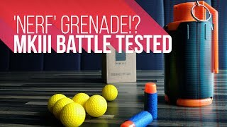 Nerf Grenade | MKIII Battle Tested