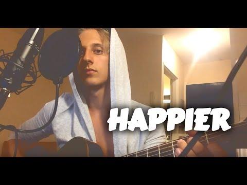Happier (Ed Sheeran) Cover Acoustic Guitar By EaRea