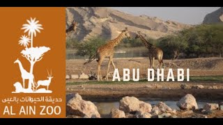 trip to AL AIN  ZOO UAE