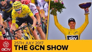 How Did Chris Froome Win The Tour de France Again? | The GCN Show Ep. 237