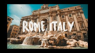 Rome Italy RoadTrip Cinematic Video