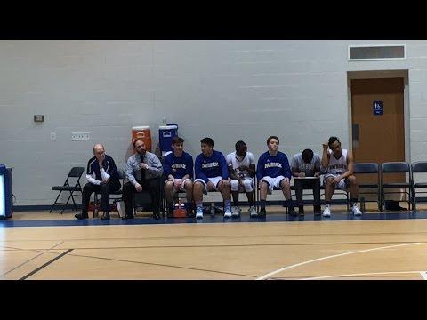 Varsity Boys Basketball Fairfax Baptist Temple Academy VS Faith Baptist School January 19, 2017