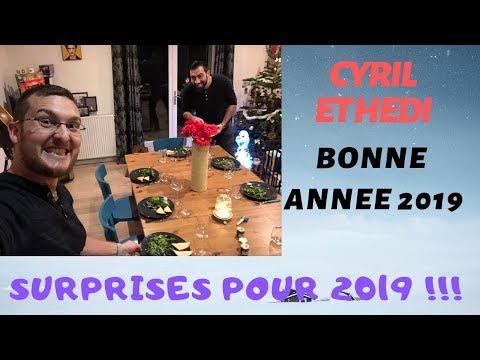 Cyril et Hedi de Camping-Car 69 : Bonne Année 2019 !!!!