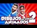 Dibujos animados 2 keunam y hermoti 20 voces famosas mp3