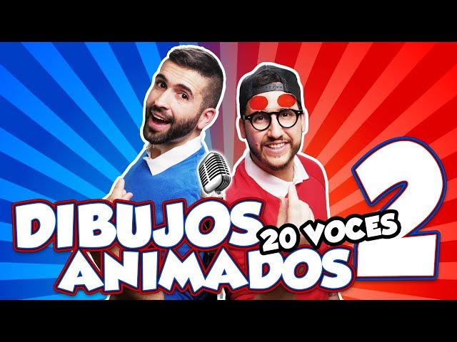 DIBUJOS ANIMADOS 2 - Keunam y Hermoti (20 voces famosas)