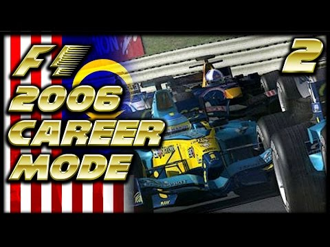 F1 2006 Career Mode Part 2: WORST DAY EVER