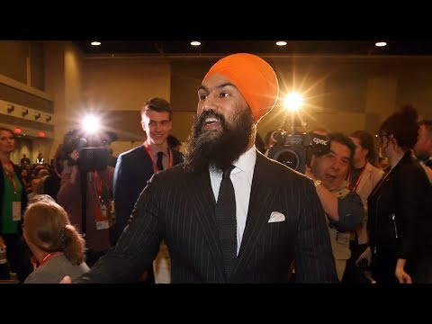 Jagmeet Singh faces criticism over attendance at 2015 Sikh rally