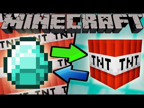 Thumbnail: If Diamonds and TNT Switched Places - Minecraft