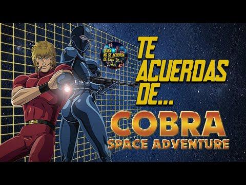 Cobra space Adventure Opening