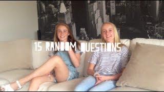 15 Random Questions Thumbnail