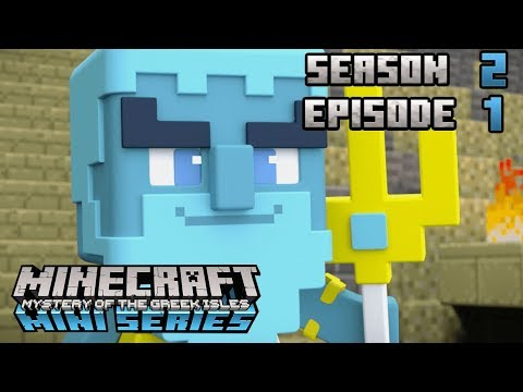 Poseidon's Game  Minecraft Mini Series: Season 2  Episode 1