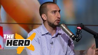 Nick Wright on LaVar Ball, Dirk's all-time ranking, LeBron's MVP chances | THE HERD