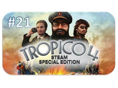 TROPICO 4 [SSE] ★ #21 El Prez, der Wahnsinnstyp ★ [Let's Play][Deutsch German Gameplay][HD+] |