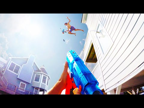 Thumbnail: Nerf War: First Person Shooter 6