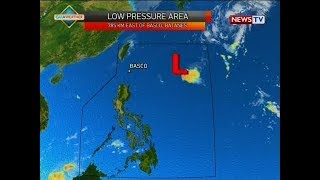 BP: Weather update as of 4:43 p.m. (October 9, 2018)