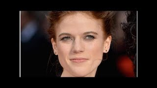 Who is Rose Leslie? Game of Thrones star who played Ygritte married to co-star Kit Harrington