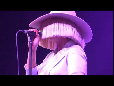 Sia   Big Girls Cry   Live at CK Party, Milano 2015