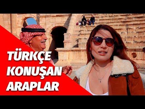 Ürdün'de Neden Herkes Türkçe Konuşuyor? Jerash