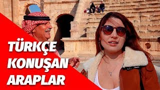 Why does everyone speak Turkish in Jordan? Jerash Ancient City
