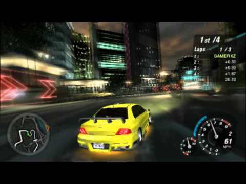 Need for Speed: Underground 2 (PS2 Gameplay) - YouTube Ps2 Need For Speed