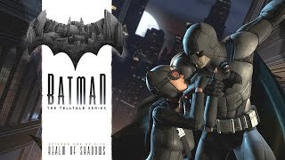 Batman All Cutscenes (Telltale Series) Game Movie | Episode 1: Realm of Shadows