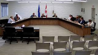 Town of Drumheller Regular  Council Meeting 20 August 2018   04 28 18 PM