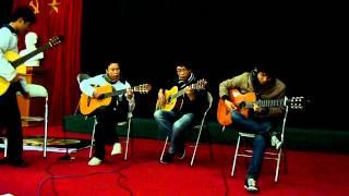 Hòa tấu mùa đông yêu thương - CLB guitar viettronics (1.3.2012)