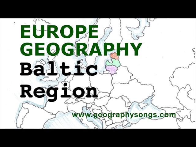 Europe Geography Song, Baltic Region