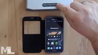 Bluetooth pairing Bluedio BS-2 & Galaxy S5