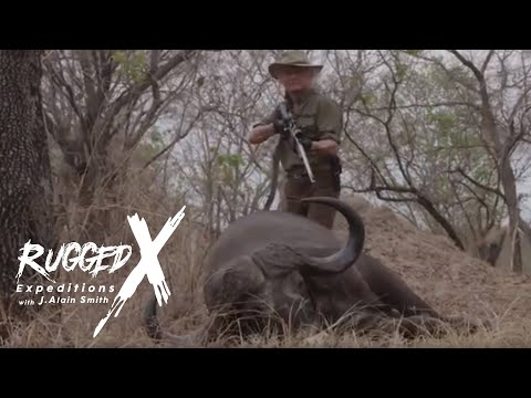 Cape Buffalo – Stalk in the Selous with J. Alain Smith
