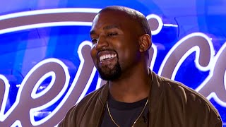 Kanye West's Fake American Idol Audition Is Amazing | What's Trending Now